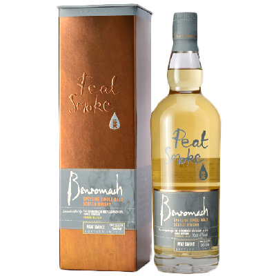 Benromach Peat Smoke Carton